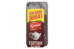 Торт Сладков К Чаю