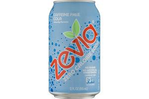 Zevia Zero Calorie Soda Caffeine Free Cola - 6 PK