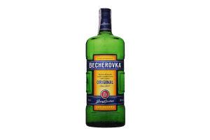 Настойка ликерная 0.7л 38% Original Becherovka бут