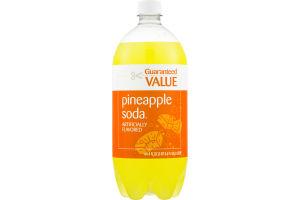 Guaranteed Value Pineapple Soda
