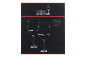 Н-р бокалов д/кр.вина Riedel VinCabSauvMVin5920002