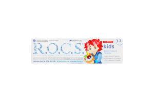 Зубная паста детская Фруктовый рожок Kids R.O.C.S. 35мл