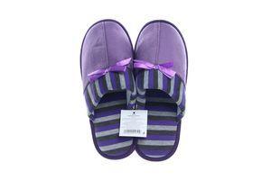 Тапочки комнатные женские SKY №124051 40-41 фиолетовые