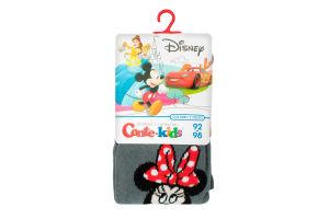 Колготки дет Conte-kids Disney 462 т.серый р.92-98