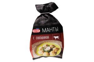Манти Vici з яловичиною 600г