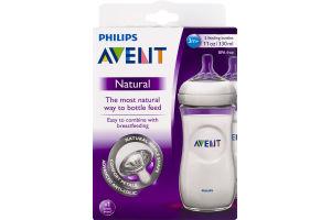 Philips Avent Feeding Bottle Natural (3m+) - 2 CT