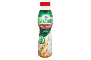 Йогурт 1.5% Отруби-Злаки Лактонія п/бут 500г