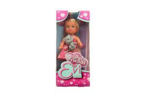Лялька для дітей від 3-х років №5730513 Pet friends Evi love Simba 1шт