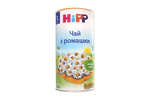 Чай для детей от 1нед Ромашка Hipp ж/б 200г
