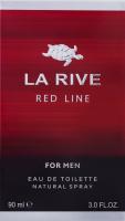Вода туалетна La Rive Red Line for men 90мл