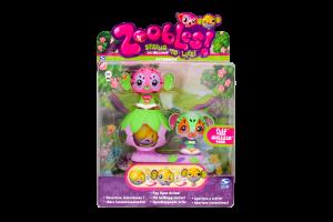 Н-р игровой Zoobles! Фигурки функц.с дом20046267