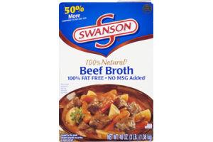 Swanson Broth Beef 100% Natural
