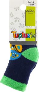 "Шкарпетки дитячі TUPTUSIE махрові 196 (хлопчик) р. 7-9, 1 шт (ТМ ""TUPTUSIE"")"