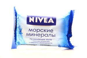 Мыло-уход морские минералы Nivea м/у 90г