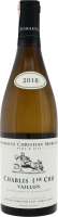 Вино 0.75л 14% біле сухе Chablis 1er Cru Vaillon Domaine Christian Moreau пл