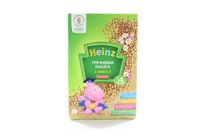 Каша Heinz гречана з омегою без молока 200г х15