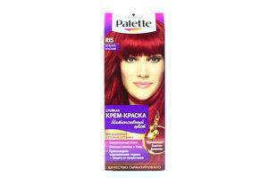 Крем-краска для волос Огненно-красный №R15 Palette