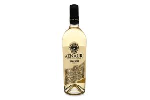 Вино 0.75л 9-14% біле сухе Savaneli Aznauri пл