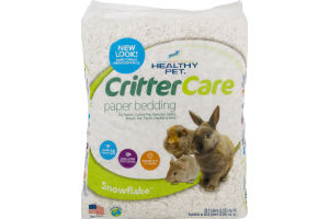 Healthy Pet CritterCare Paper Bedding Snowflake