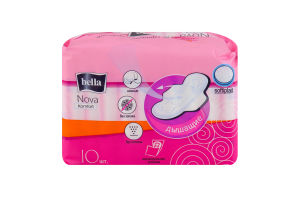 Прокладки гігієнічні Nova Komfort Bella 10шт