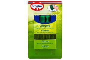 Ароматизатор лимон Dr.Oetker к/у 4*2г