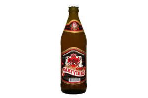 Пиво 0.5л 4.6% светлое непастеризованное Князь Сангушко бут