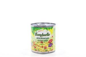 Кукурудза Bonduelle по-мексиканськи з/б 212мл х12