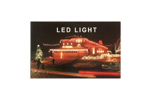 Электрогирл Лепестки мет LED 10 ламп 2,5м220В50Гц