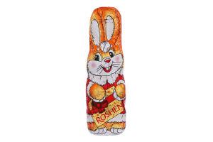 Фігура шоколадна молочна Кролик зимовий Roshen м/у 25г