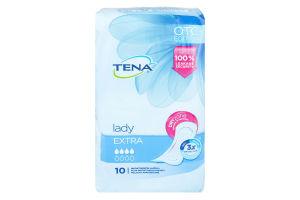 Прокладки урологические Extra Lady TENA 10шт