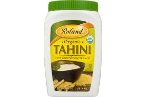Roland Organic Tahini