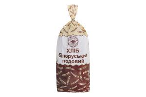 Хлеб подовый Белорусский Прилуцький хлібозавод м/у 0.75кг