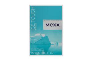 Mexx Ice Touch жін.т/вода 30мл new design