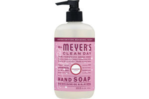 Mrs. Meyer's Clean Day Hand Soap Cranberry Scent