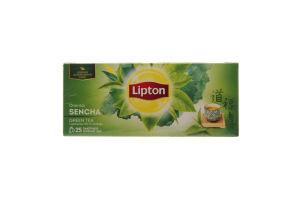 Чай зел Oriental Sencha Lipton 25х1.6г