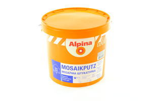 ШТУКАТ МОЗАЇЧ ALPINA EXPERT MOSAIKPUTZ01