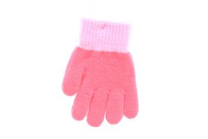 Перчатки детские розовые №126872 SKY 1пара