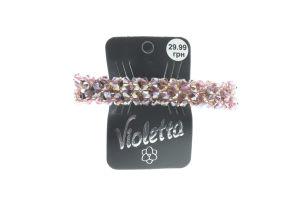 Заколка для волос №124347 Violetta 1шт