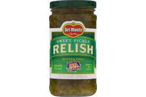 Del Monte Sweet Pickle Relish