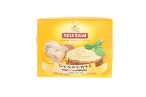 Сир Molendam плавлений пастоподібний з грибами 45% 160г х8