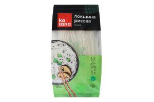 Лапша рисовая тонкая Katana м/у 200г