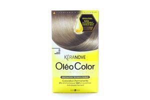 Крем-фарба для волосся Oleo Color Keranove 8