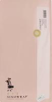 Плівка двостороння золото-light pink №846283 Sinowrap 20шт