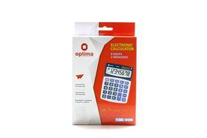 Калькулятор Optima 75504