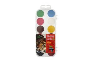 Фарби Africa акварельні медові 12кольорів