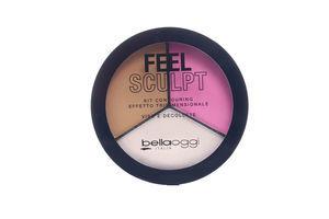 Корректор Feel Sculpt №02 Bellaoggi 3х3г