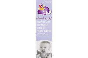 Always My Baby Maximum Strength Diaper Rash Paste