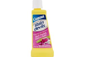 Carbona Stain Devils Nail Polish, Glue & Gum