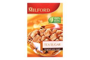 Сахар коричневый нерафинированный тростниковый Milford к/у 300г