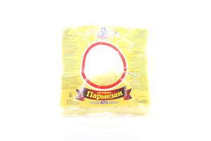 Сыр 40% Пармезан тертый Добряна 150г